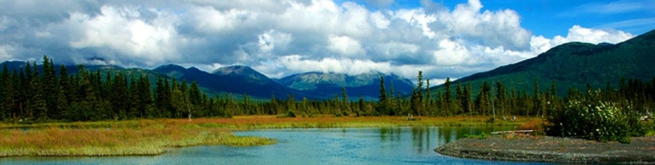 Fishing The Kenai River